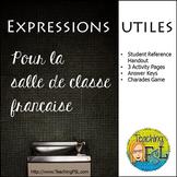 Expressions Utiles dans la classe