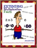 Extending Multiplication Facts-The Great Balancing Act of