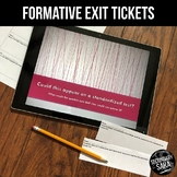 FAST Formative Assessment Questions: Grades 6-12, All Cont