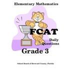 3rd grade Daily Math FREEBIE - 180 problems!!!