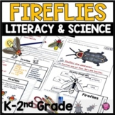 INSECTS and FIREFLIES TAB BOOKS(FIREFLIES){COMMON CORE ALI