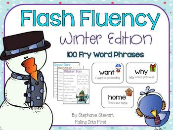 FLASH FLUENCY: Winter Fluency