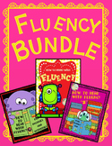 FLUENCY BUNDLE {HIGH INTEREST  FLUENCY PASSAGES  - PRINTAB