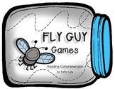 FLY GUY Games - Reading Comprehension