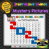 FREE 2015 Watch, Think, Color Games!
