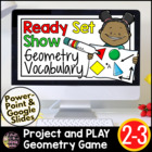 Geometry Introduction or Review PowerPoint Freebie PDF and
