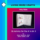 FREE Holy Bible for Grades Pre K to Gr. 3