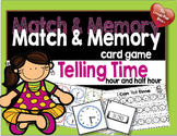 FREE Match and Memory Card Game-Time