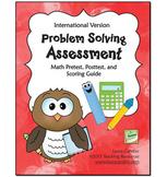 FREE Problem Solving Assessments (International Version)