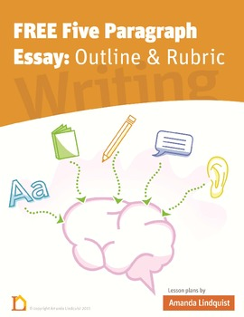 FREE - Rubric and Outline for Expository or Persuasive Ess