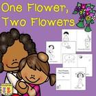 FREE Spring Emergent Reader for Kindergarten/First Grade,