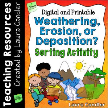 Weathering and Erosion (FREE)