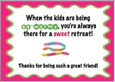 FREEBIE: Teacher Appreciation Labels