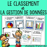 FRENCH math Data Management Types of Graph Posters and labels