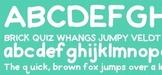 Fab Teacher Fonts: Chubby Checkers (Commercial License Included)