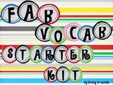 Fab Vocab Starter Kit