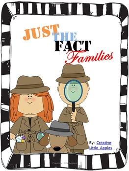 Fact Families - First Grade