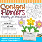 Factor Flowers: Spring Factoring Craftivity