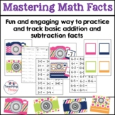 Facts in a Flash {Fun way to master and track basic facts}