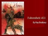 Fahrenheit 451 Novel Information power point PPT
