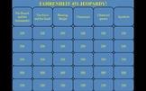 Fahrenheit 451 by Ray Bradbury Jeopardy PowerPoint Game