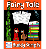 Fairy Tale Buddy Reading Scripts
