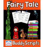 Fairy Tale Buddy Reading Scripts