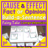 Cause/Effect, Fact/Opinion and More Fairy Tale Bundle, Gra