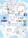 Fairy Tale EBook - Worksheets - Word Wall - Thematic Unit-