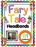 Fairy Tale Headbands {65 Headbands ~ 12 Fairy Tales!}
