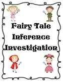 Fairy Tale Inference Investigation