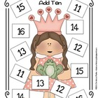 Fairy Tale Roll And Cover:  Add Ten