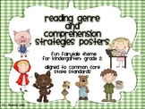 Fairy Tale Theme Reading Genre and Reading Comprehension P