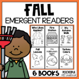Fall Emergent Reader {BUNDLE}