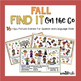 Fall Find It on the Go for Language