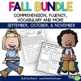 Fall Fluency Packet
