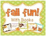 Fall Fun with Books