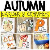 Fall Activities Preschool