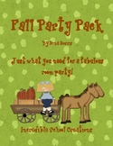 Fall Party Pack