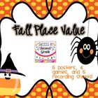 Fall Place Value---Freebie