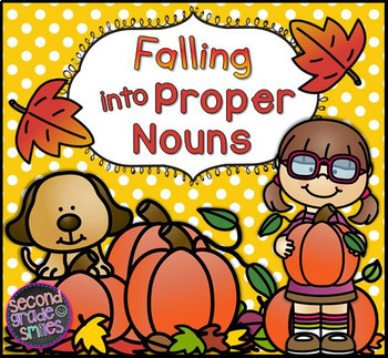 Fall Proper Nouns