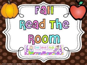 Fall Read The Room