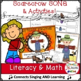 Scarecrow Fun - My Colorful Scarecrow Singable & Learning