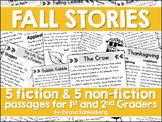 Fall Stories {5 Fiction & 5 Non-Fiction Stories}