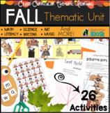 Fall Unit: Thematic Common Core Curricular Essentials