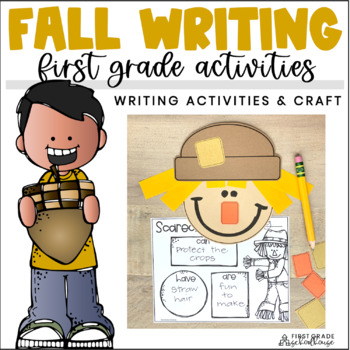 Fall Writing for Firsties