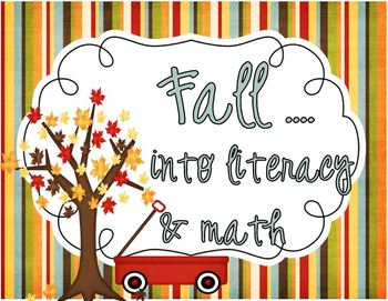 Fall into Literacy & Math