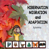 Fall is Here! Winter is Near! Let's Make a Book for LITTLE KIDS