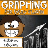 Fallin' Into Graphs Autumn Edition 2nd grade Common Core Math