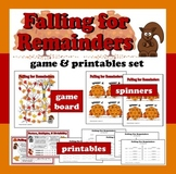 Falling for Remainders – fall-themed division math game